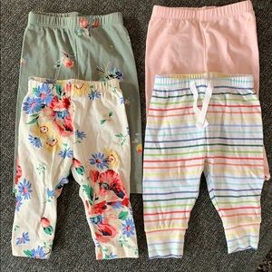4-Pack of Baby Gap Pants, $10 for all 4.